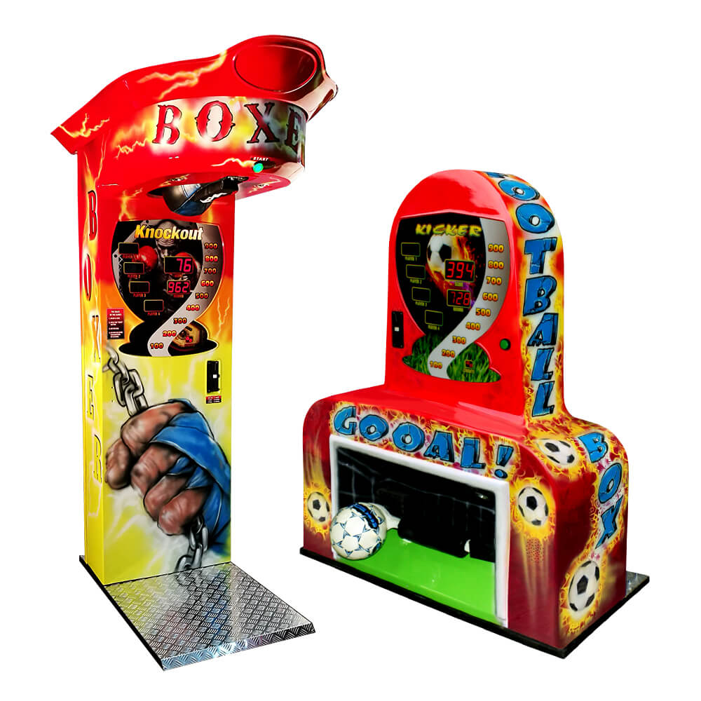 Boxer & Kicker Multiplayer